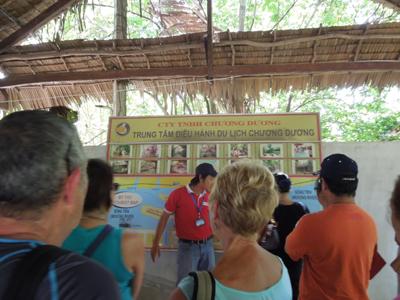Du lịch Việt Nam 2012/Aug/20 Part2 ミトー、果物と手漕ぎボート