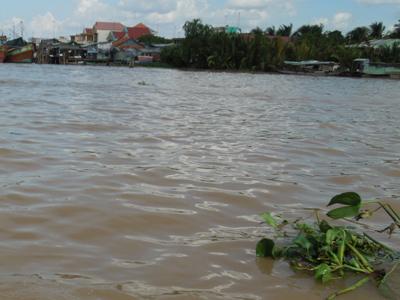 ベトナム旅行記5日目まとめ、メコン川について