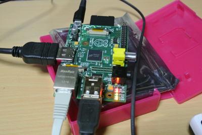 Raspberry pi セットアップその3 Apache2のインストールと設定