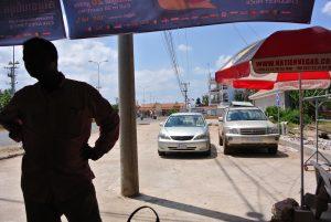 国境の町ロックからハティエンへ(カンボジア→ベトナム)