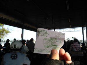 ヴィンロンでの忘年会とメコンデルタ中洲の道